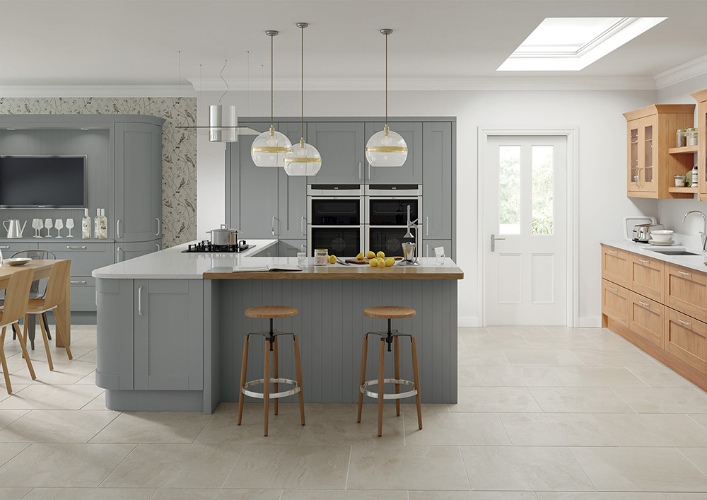 Grey Kitchen Are Here To Stay How To Style Them For Your Perfect Kitchen The Door Market